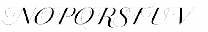Jules Epic Book Swashes Font UPPERCASE