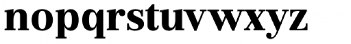 Jules Text Black Font LOWERCASE