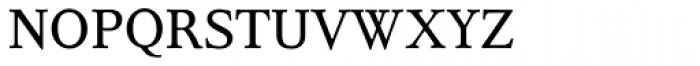 Juliana Text Roman SC Font LOWERCASE