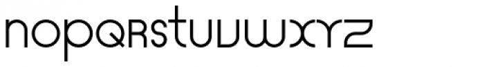Julien Std Light Round Font UPPERCASE