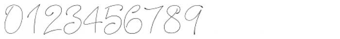 Julietrose Regular Font OTHER CHARS