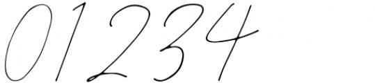 Juliette Signature Regular Font OTHER CHARS