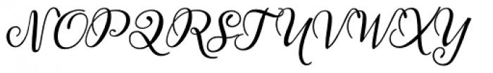 Juliette Font UPPERCASE