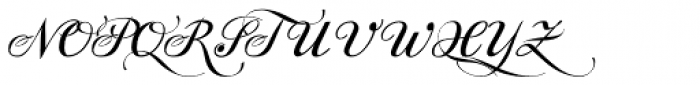 Julio Font UPPERCASE