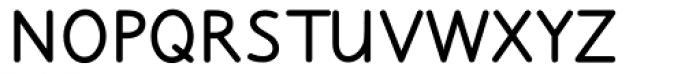 Julius Primary Black Font UPPERCASE