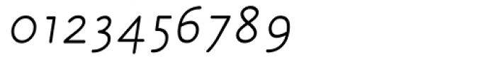 Julius Primary Italic Font OTHER CHARS