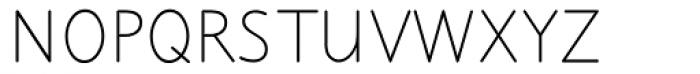 Julius Primary Light Font UPPERCASE