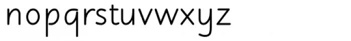 Julius Primary Regular Font LOWERCASE