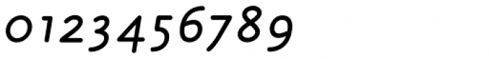 Julius Primary Std Black Italic Font OTHER CHARS