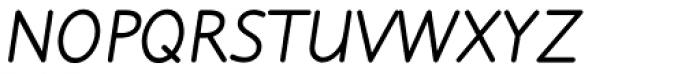 Julius Primary Std Bold Italic Font UPPERCASE