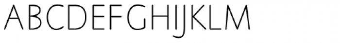 Julius Primary Std Light Font UPPERCASE