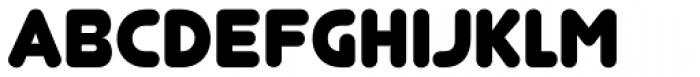 Junegull Font LOWERCASE