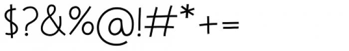 Junglegym Regular Font OTHER CHARS