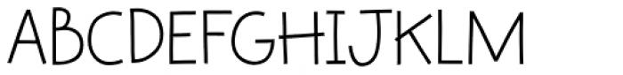 Junglegym Regular Font UPPERCASE