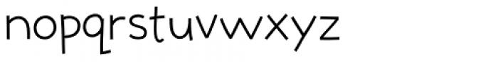 Junglegym Regular Font LOWERCASE