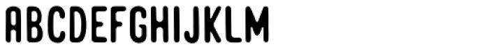 Junkoung Font LOWERCASE