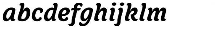 Juno Bold Italic Font LOWERCASE