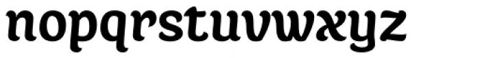 Juno Bold Font LOWERCASE