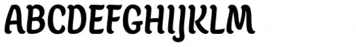 Juno Condensed Medium Font UPPERCASE