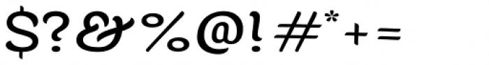 Juno Expanded Regular Font OTHER CHARS