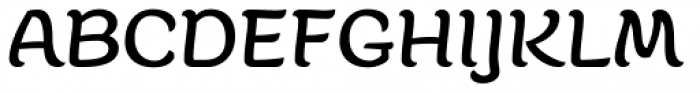 Juno Expanded Regular Font UPPERCASE