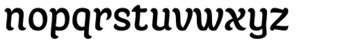 Juno Medium Font LOWERCASE