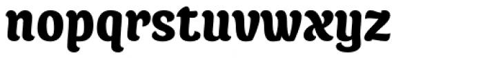 Juno Semicondensed Black Font LOWERCASE