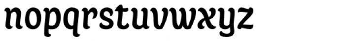 Juno Semicondensed-Medium Font LOWERCASE