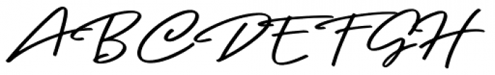 Just Calling Regular Font UPPERCASE