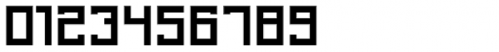 Just Square Cyrillic Std Demi Font OTHER CHARS