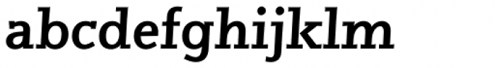 Jutlandia Slab Bold Italic Font LOWERCASE