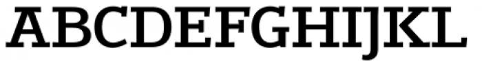 Jutlandia Slab Bold Font UPPERCASE