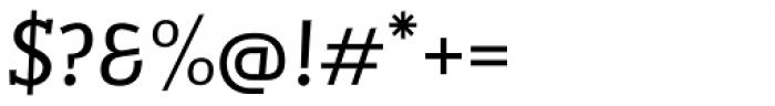 Jutlandia Slab Italic Font OTHER CHARS
