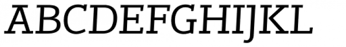 Jutlandia Slab Italic Font UPPERCASE