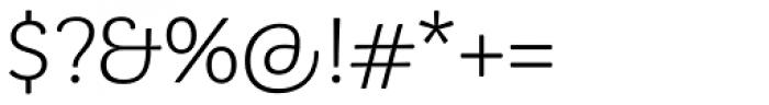 Juvenis Light Font OTHER CHARS