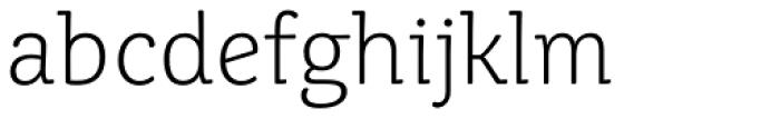 Juvenis Light Font LOWERCASE