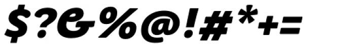 Juvenis Medium Bold Italic Font OTHER CHARS
