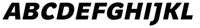 Juvenis Medium Bold Italic Font UPPERCASE