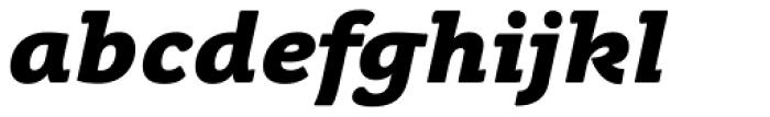 Juvenis Medium Bold Italic Font LOWERCASE
