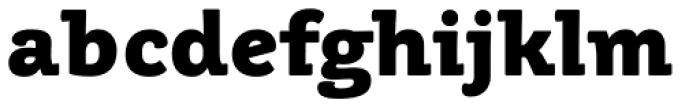 Juvenis Medium Bold Font LOWERCASE