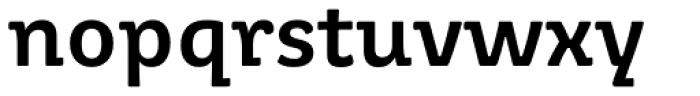 Juvenis Medium Font LOWERCASE