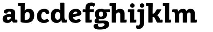 Juvenis Text Bold Font LOWERCASE
