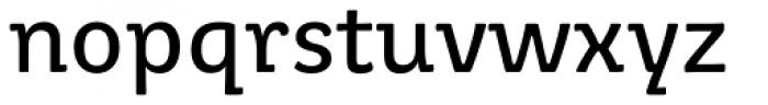 Juvenis Text Font LOWERCASE
