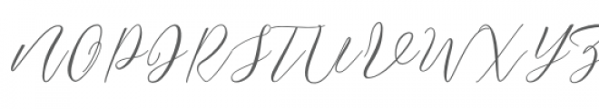 Just Marriage 2 Font UPPERCASE