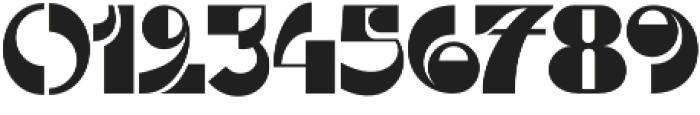 JVNE-Arcachon otf (400) Font OTHER CHARS