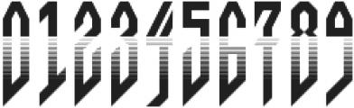 JVNE Blackie Rad otf (900) Font OTHER CHARS