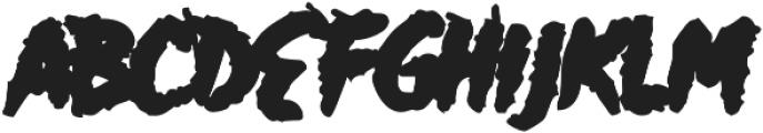 JVNEBroomstx BeastXTR otf (400) Font LOWERCASE