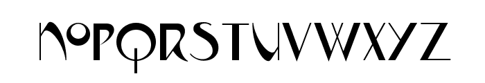 JVNE CoalWorks PERSONAL USE Font LOWERCASE