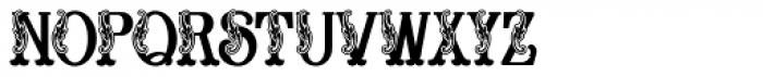 JWX Western Old West Font UPPERCASE