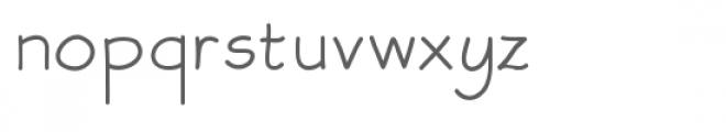 jw coffee break font Font LOWERCASE